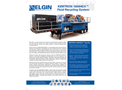 Elgin KEMTRON - Model 1000HDX - Packaged Fluid Reclamation System - Cutsheet