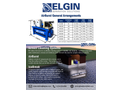 Elgin AirBurst - Screen Cleaning System - Brochure
