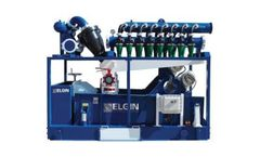 Elgin - Model KTDSN & KTDSL Series - Drilling Fluid Mud Cleaning System