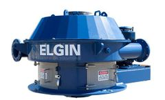 Elgin - Model CSI-03 - Vertical Cuttings Dryer