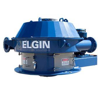 Elgin - Model CSI-03 - Vertical Cuttings Dryer