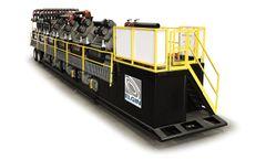Elgin - Model ESS-3000DT - Dredge Dewatering System
