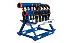 Elgin - Model ESS-48STD MC - Polyurethane Molded Hydrocyclones