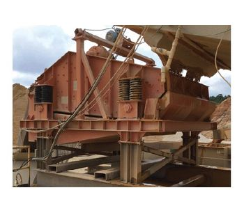 Tabor Reverse Incline Dewatering Screen-2