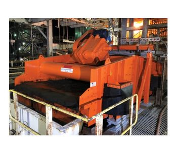 Tabor Reverse Incline Dewatering Screen-1