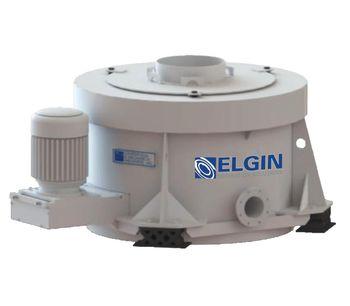 Elgin - Model CMI - Vertical Vibratory Centrifuges