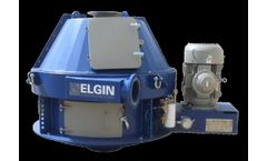 Elgin - Model CSI-04 - Vertical Cuttings Dryer