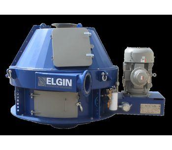 Elgin - Model CSI-04 - Vertical Cuttings Dryer