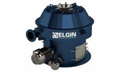Elgin - Model CSI-D3 - Vertical Cuttings Dryer