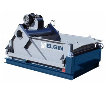 Elgin - Model Hyper-G - Drying Shaker