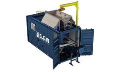Elgin - Model CSI-D3 - Turn-Key Waste Cuttings Management System