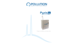 PyxisGC BTEX - Outdoor Air Quality Monitoring System - Brochure