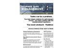 Storage Tank Management Services- Brochuure