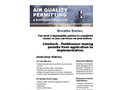 Air Permitting/Compliance Services- Brochure