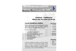 Remediation System Design/Installation/O&M Services- Brochure