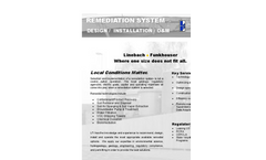 Remediation System Design/Installation/O&M Services- Brochure
