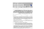 Risk-Based Site Management Plans Services