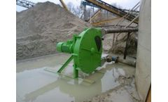 Industrial peristaltic pumps for Mining industry