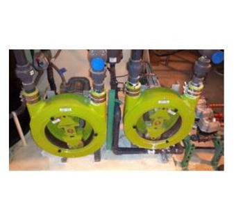 Industrial peristaltic pumps for Sewage transfer & water treatment industry - Water and Wastewater - Water Treatment-1