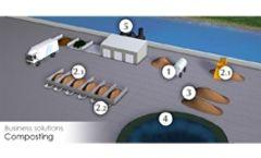 NoraSystem - Composting Odor Destroyer