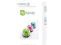 Memmert - Model ICO - CO2 Incubator Brochure