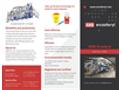 AMB Ecosteryl - Model 250 - Medical Waste Disposal Equipment - Brochure