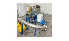 AMB Ecosteryl - Model 75 - Medical Waste Disposal Equipment