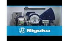 Rigaku SmartLab X-ray Diffractometer with intelligent Guidance (2018) Video
