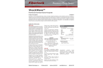 Shockwave - EPA-registered Disinfectant, Sanitizer and Cleaner - Datasheet