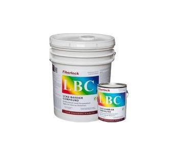 Fiberlock - Model LBC Type III - Lead Barrier Compound