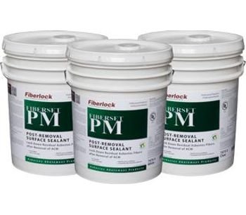 Fiberlock - Model PM - UL Classified Post Removal Surface Sealant