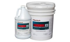 Fiberlock ShockWave - Model RTU 8316-1-C4 - Disinfectant/Sanitizer