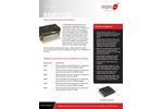 M2M - Model RMS1500 - I/O Module Brochure