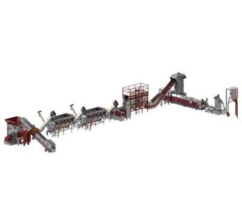 Rigid and Film Recycling Lines