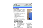 Sweet-Air - Model PE-200 - High-Density Polypropylene (HDPE) Drum Scrubber Unit - Brochure