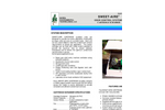 Sweet-Aire - Small Cartridge Scrubber Unit - Brochure