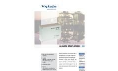 Model NK - Alarm Amplifier Unit Brochure