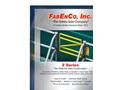 Model Z Series - Self-Closing Steel Safety Gate Datasheet  Brochure