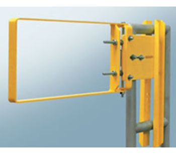 FabEnCo - Model A Series - Carbon Steel Self-Closing Safety Gate