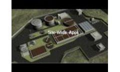 Aerial Plant Footage  Video
