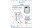 Questron - Laboratory Scale Compact and Efficient Exhaust Fume Scrubber - Brochure