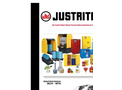 Justrite safety Containers- Brochure