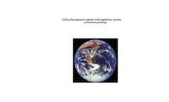 Carbon Management Guide