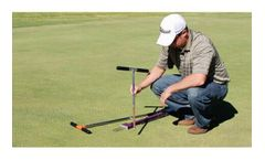Soil sampling and drilling solutions for golf and turf industry