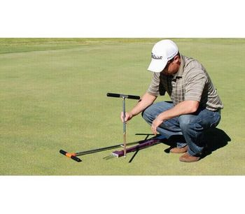 Soil sampling and drilling solutions for golf and turf industry - Manufacturing, Other