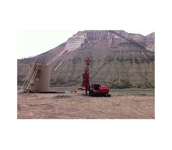 Soil sampling and drilling solutions for mining industry - Mining