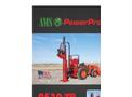 AMS PowerProbe - Model 9520-TR - Hydraulic Hammer - Brochure