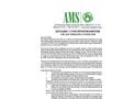 AMS - Dynamic Cone Penetrometer - Datasheet