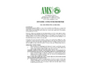 AMS - Model S200 - Dynamic Cone Penetrometer - Datasheet