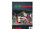 AMS PowerProbe - Model 9110-LAP and 9110-Power - Portable Direct Push Rig - Brochure